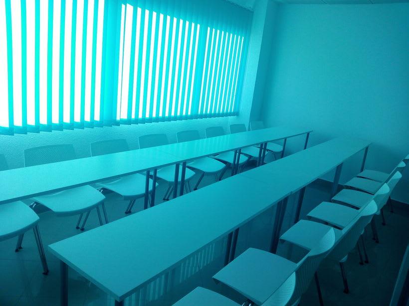 Salas de reunión o formación 2