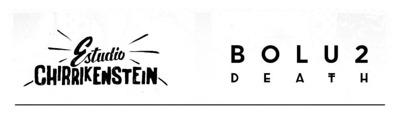 Diseño y estampa de camiseta para BOLU2DEATH 0