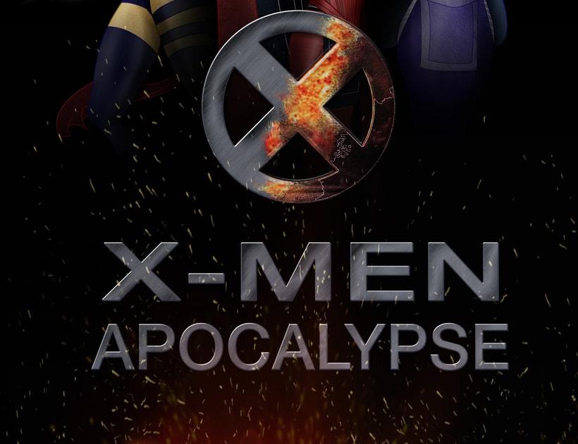 X-MEN APOCALYPSE 6