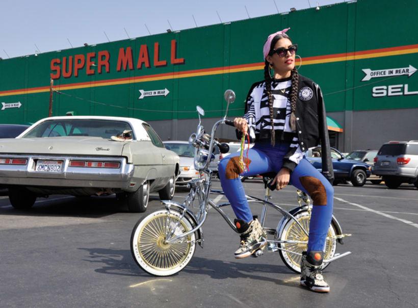 ENTREVISTA/ MELODY EHSANI. Una nueva visión del street wear -1