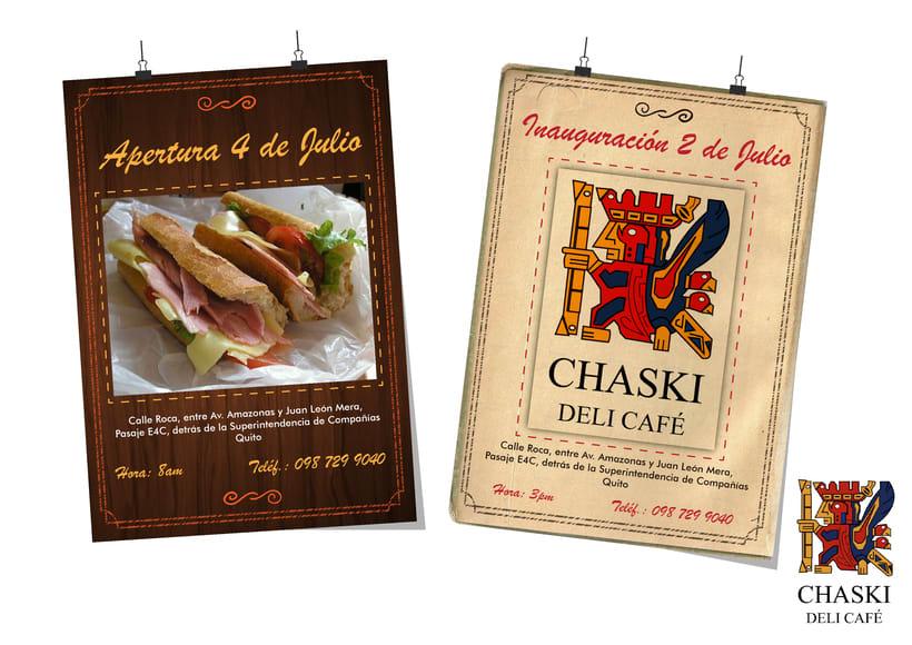 Chaski Deli Café 3