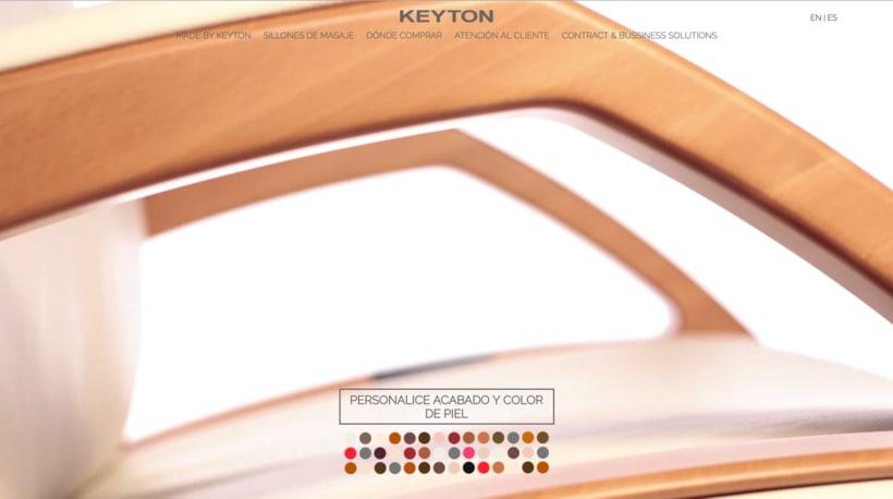 Desarrollo web Keyton 0