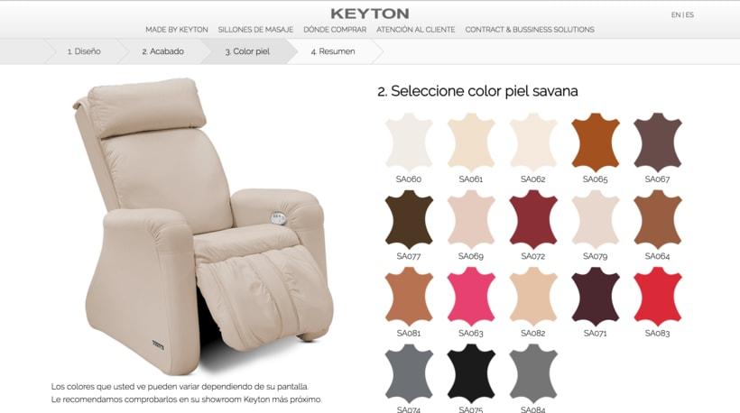 Desarrollo web Keyton 2