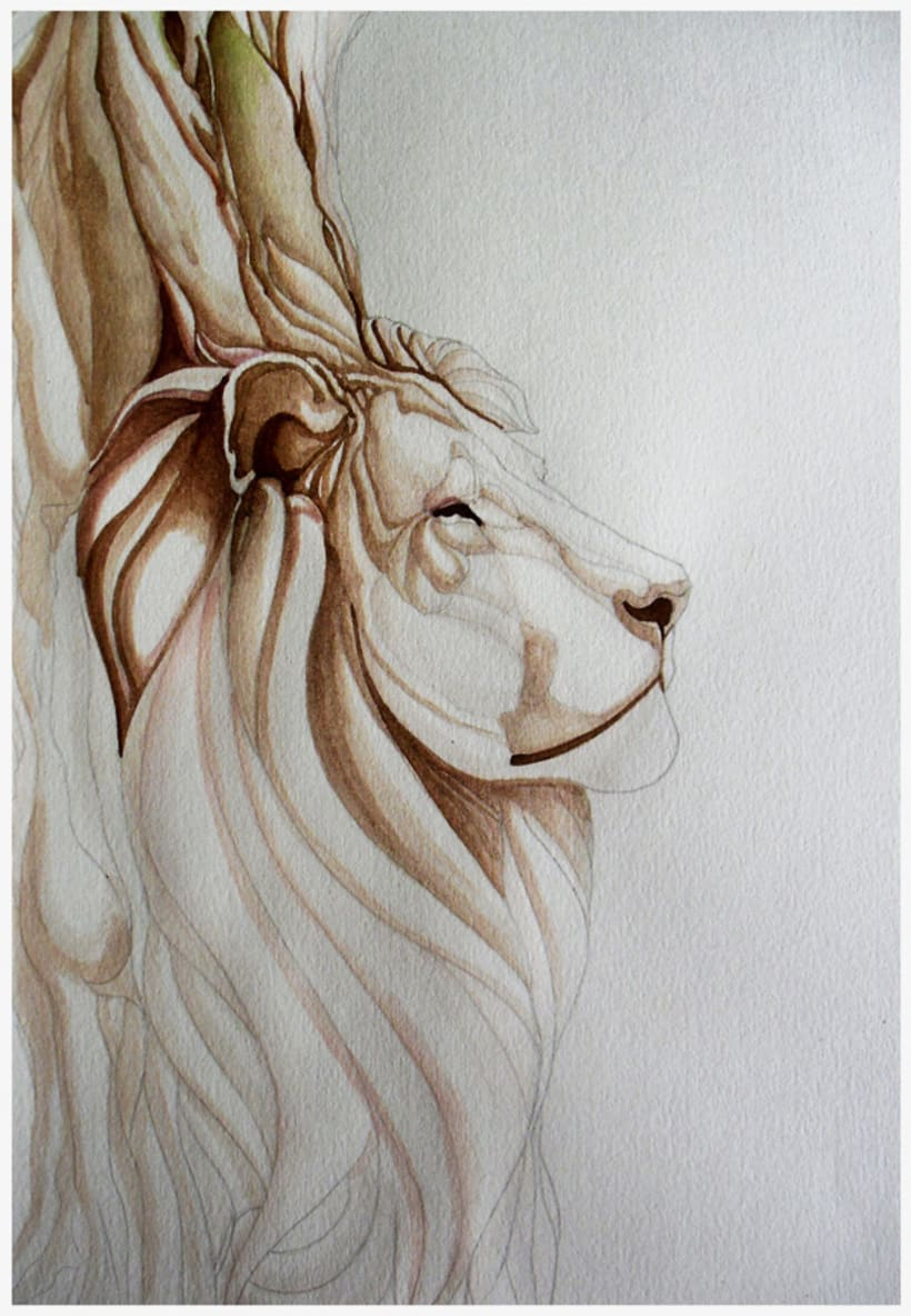 A la Sombra de un león 2