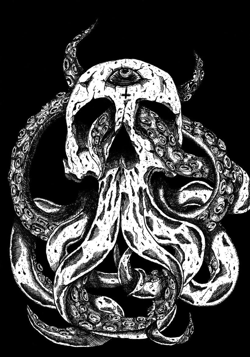 Skulloctopus -1