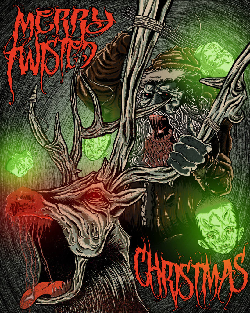 Merry Twisted Christmas -1