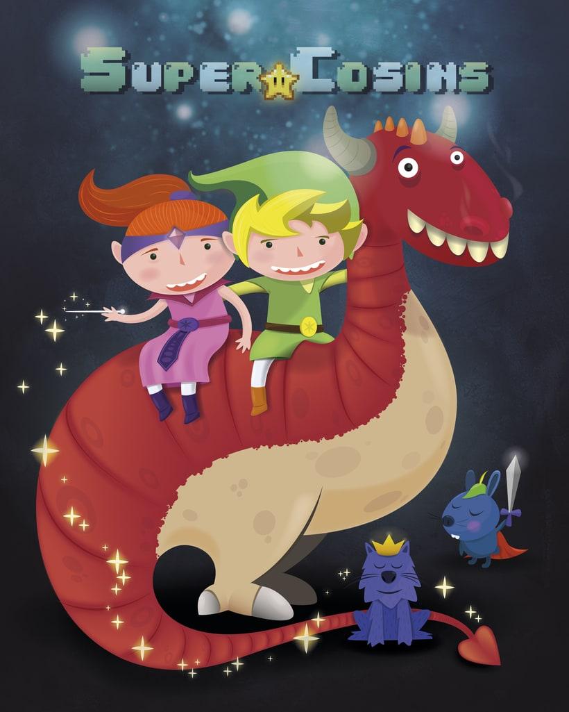 Super Cosins -1