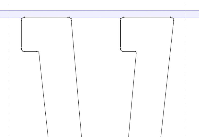 Tipografía Skyline Condensed 7