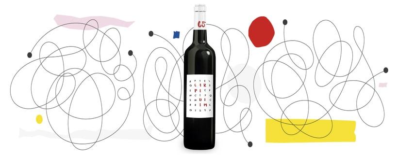 Etiqueta Vino Carpe Diem 2