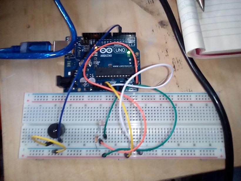 Talleres de Arduino y Processing 2