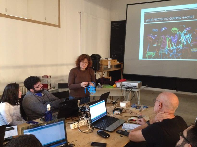 Talleres de Arduino y Processing 1