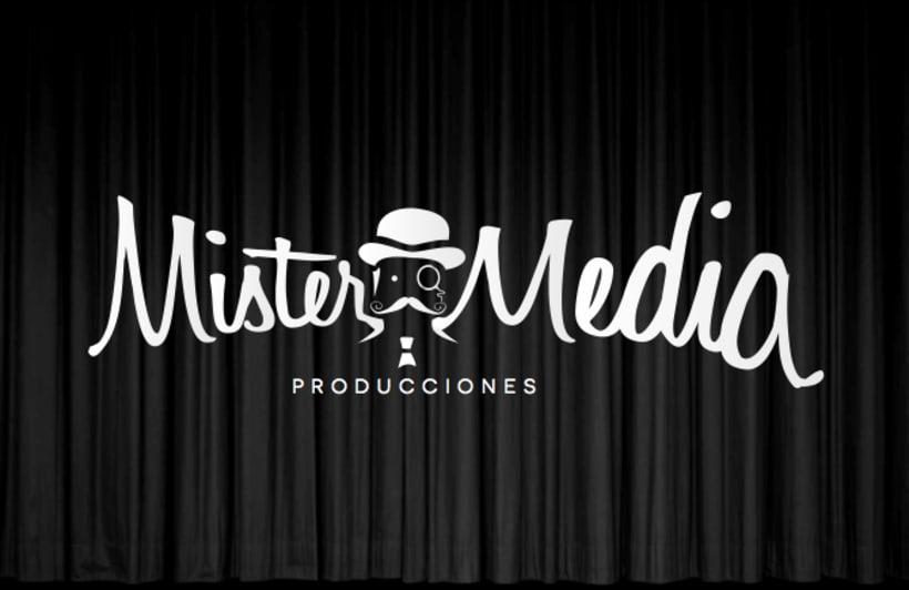 Mr.Media - Branding & Identity -1