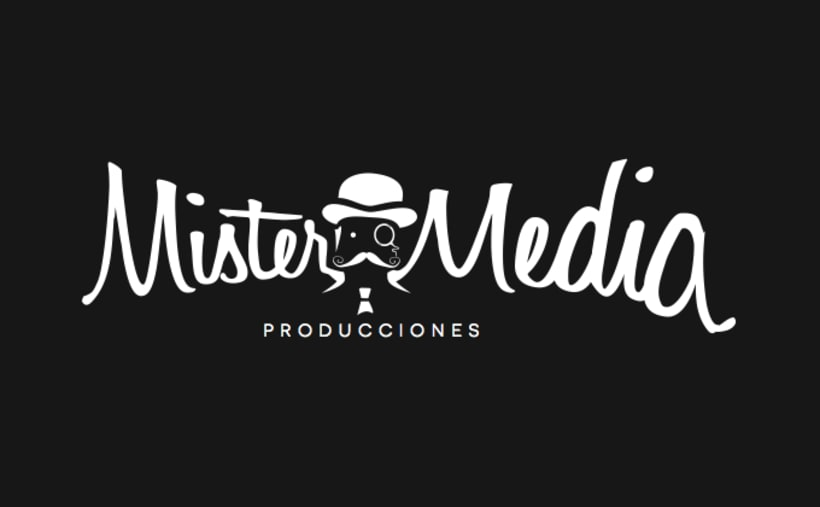 Mr.Media - Branding & Identity 1