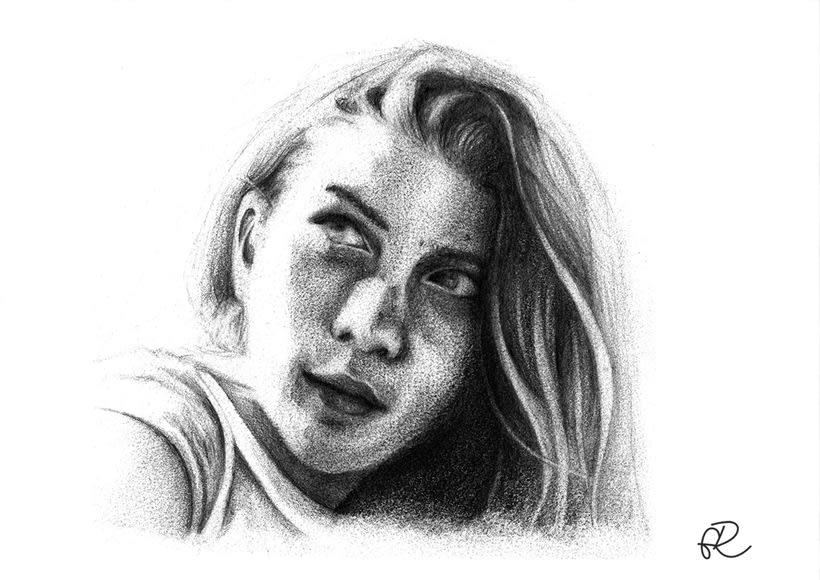 Ilustracion - Retrato 1