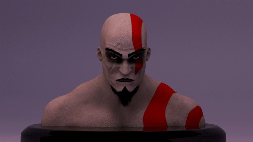 Kratos - God of War 0