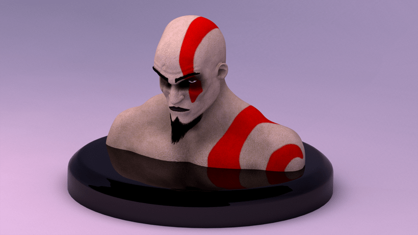 Kratos - God of War 1