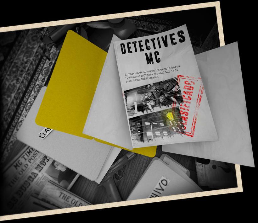 DETECTIVES MC  0