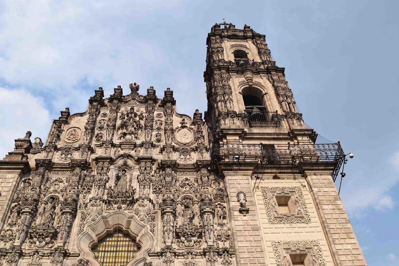 Arquitectura Novohispana en México 1