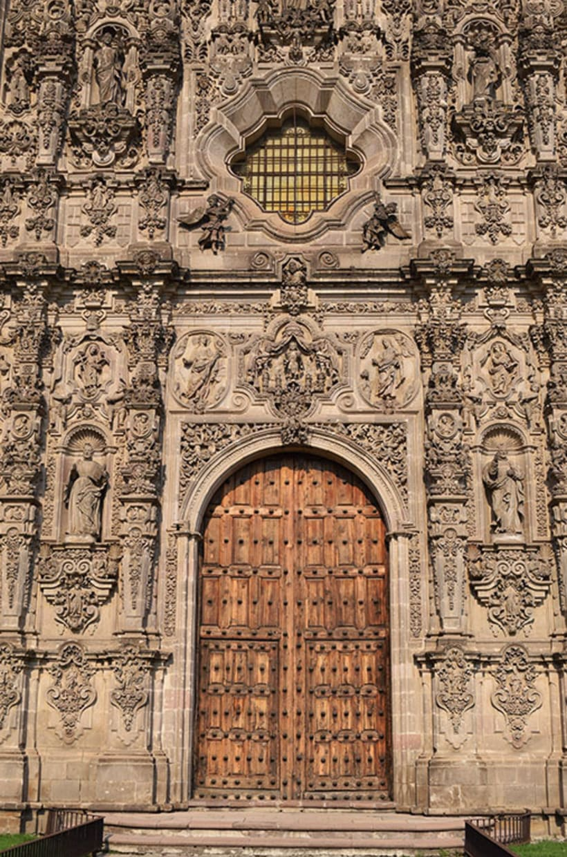 Arquitectura Novohispana en México 2