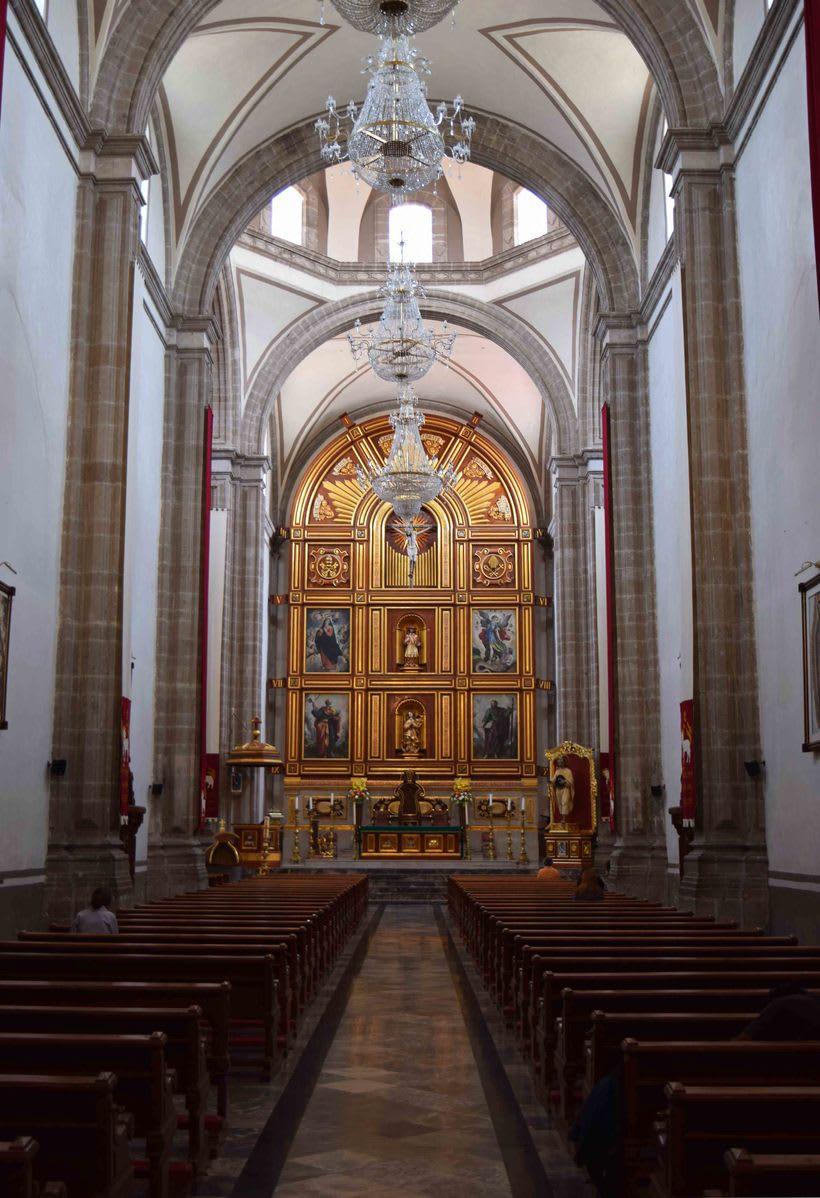 Arquitectura Novohispana en México 3