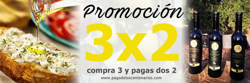 BRANDING Aceite de Oliva Virgen Extra Pago de los Centenarios 13