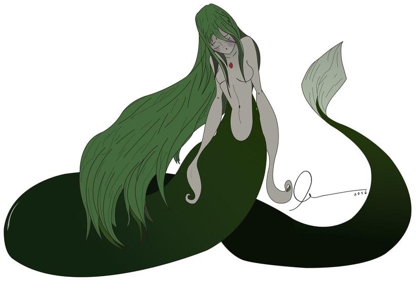 Mujer serpiente 0