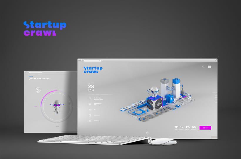 Startup Crawl -1