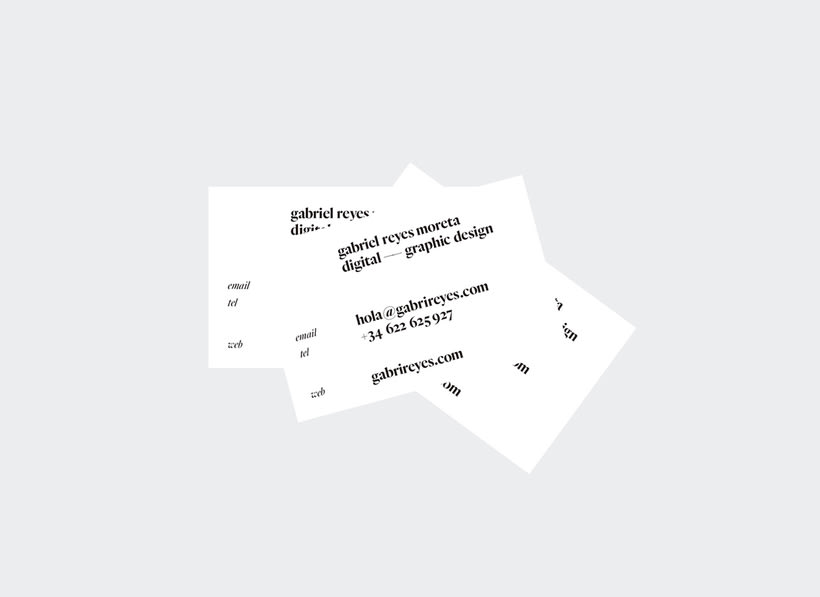 Personal Cards 3
