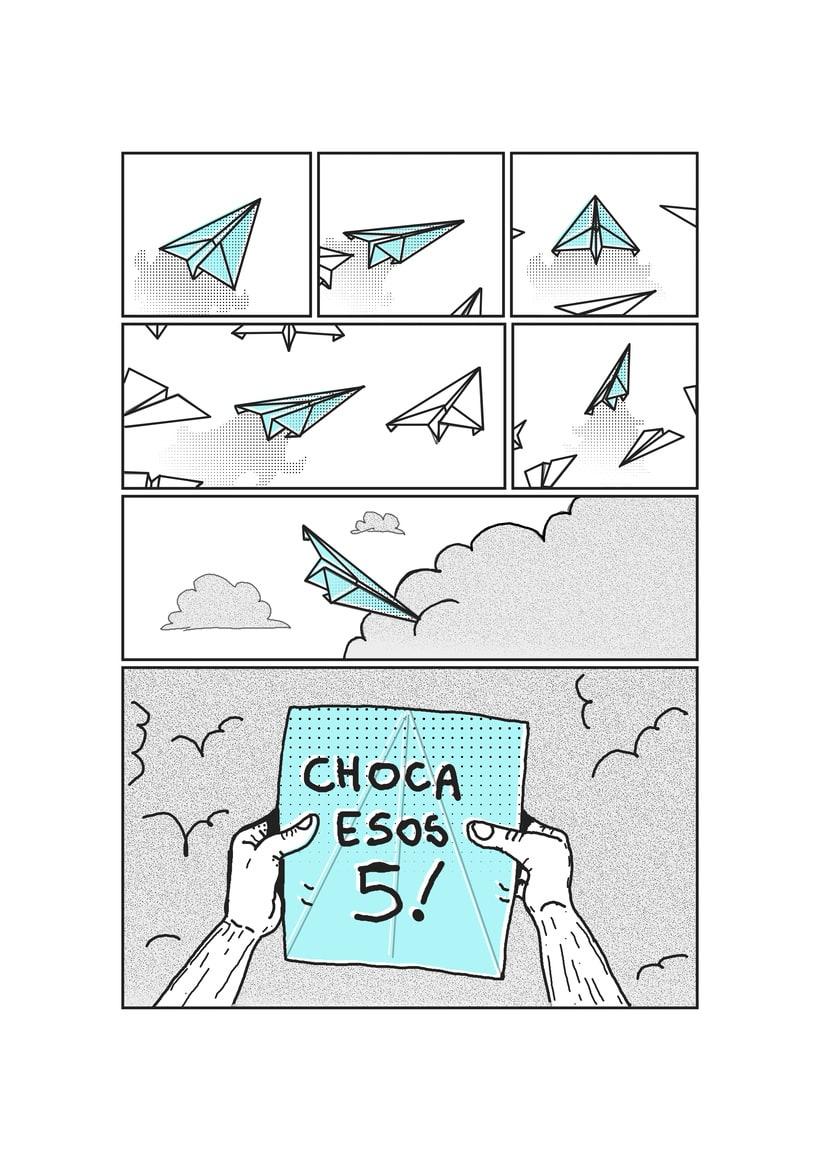Mi Proyecto del curso: Aviones de papel 1