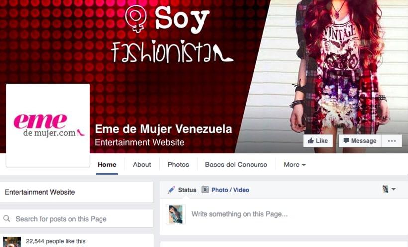 Social Media Coordinator para Diario El Nacional 2