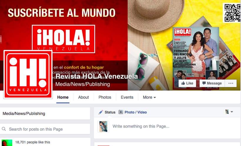 Social Media Coordinator para Diario El Nacional 6