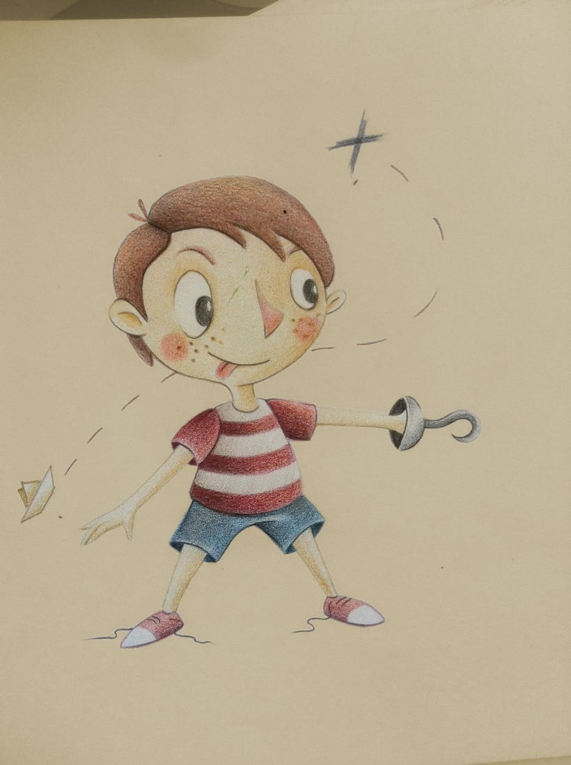personajes infantil -1