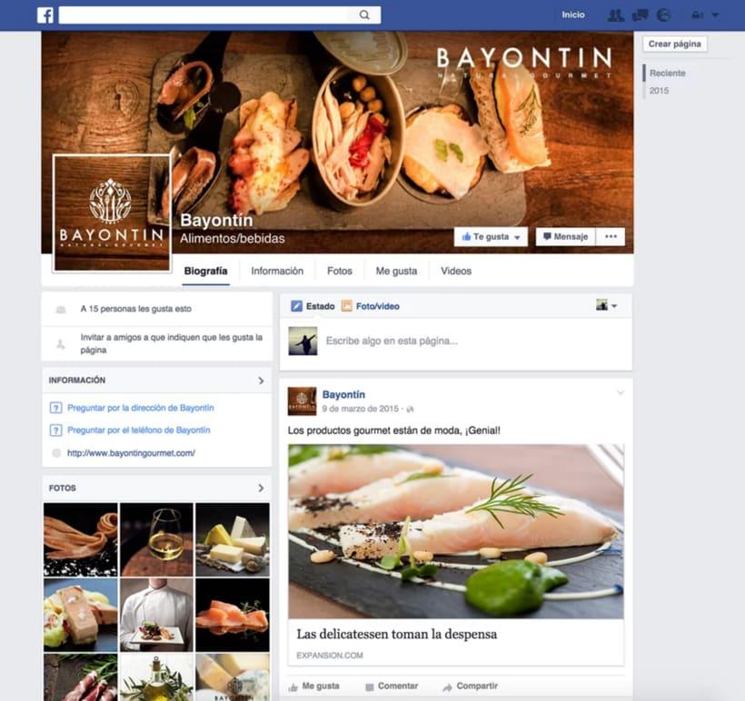 Bayontín, natural gourmets 3