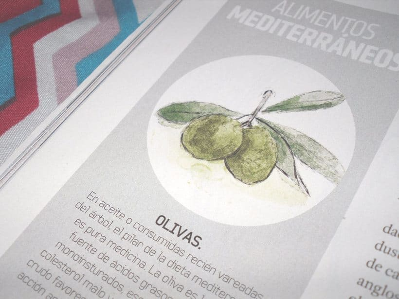 """Superfoods"" en revista DT junio 5"