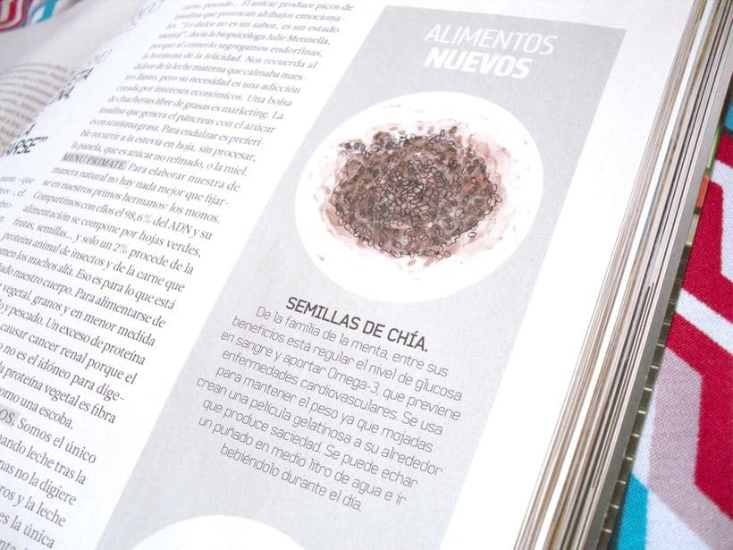 """Superfoods"" en revista DT junio 7"