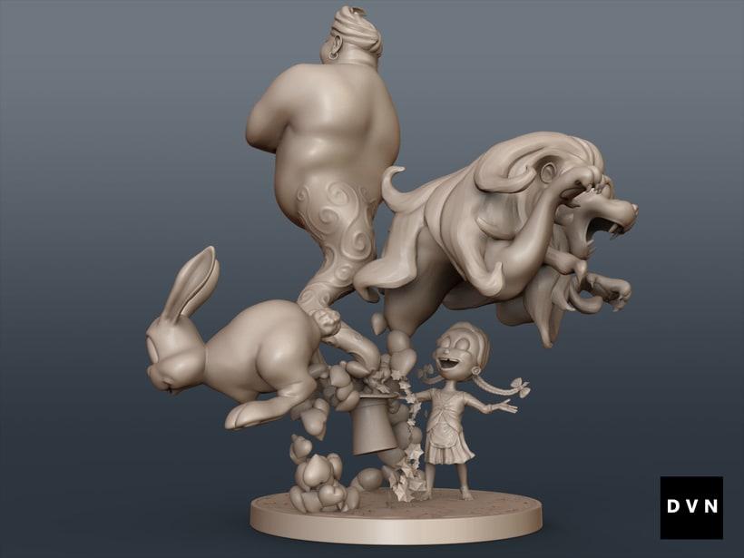3D Models 4