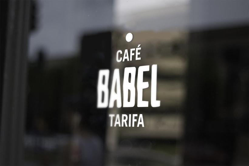 ━ Café Babel Tarifa 8