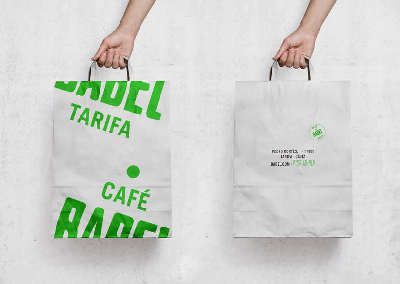 ━ Café Babel Tarifa 5