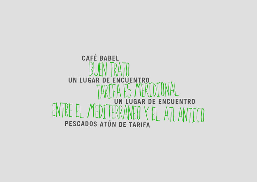 ━ Café Babel Tarifa 3
