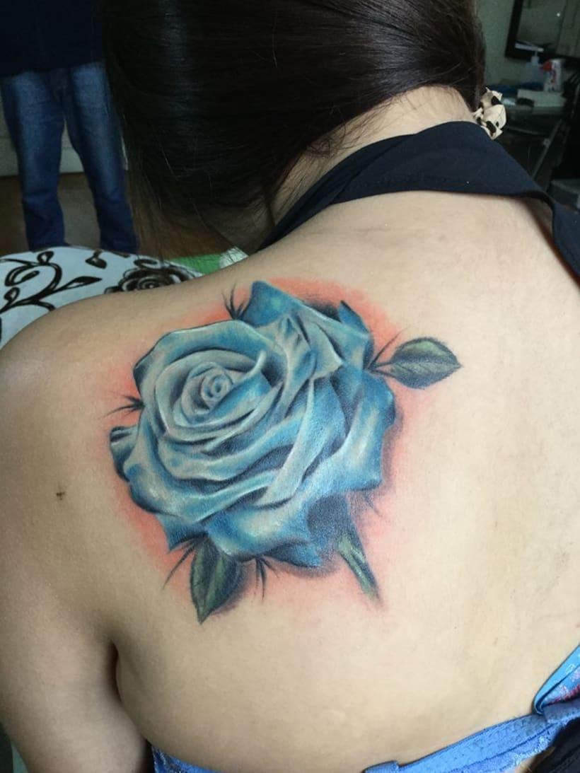 Siete Mares Tattoo Santiago 0