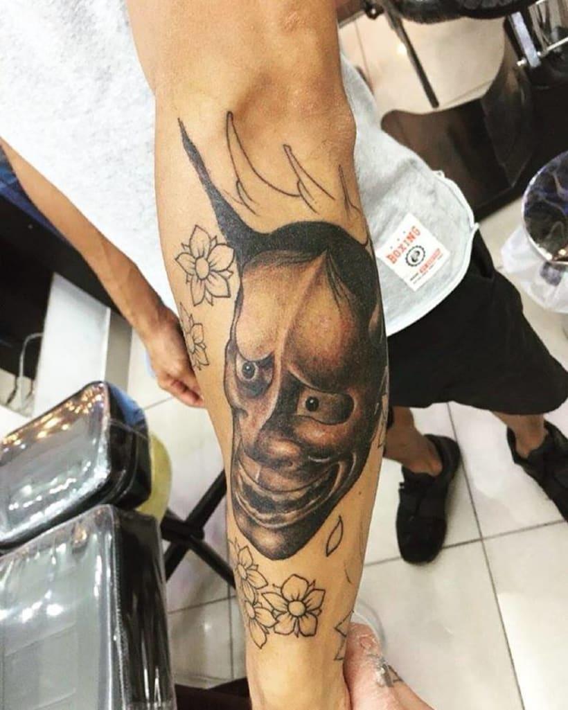 Siete Mares Tattoo Santiago 5