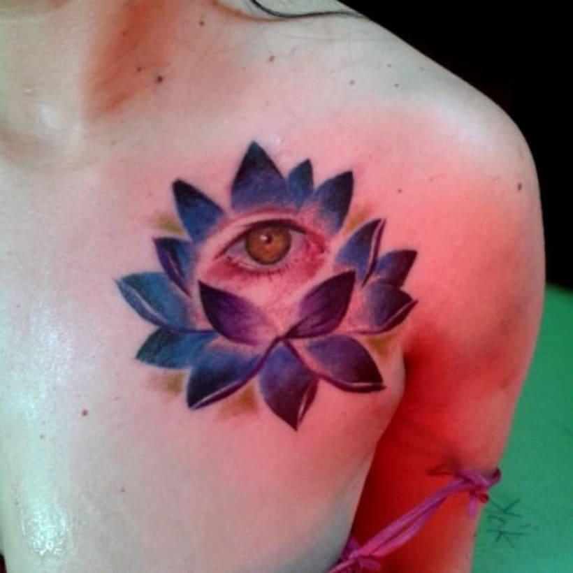 Siete Mares Tattoo Santiago 9