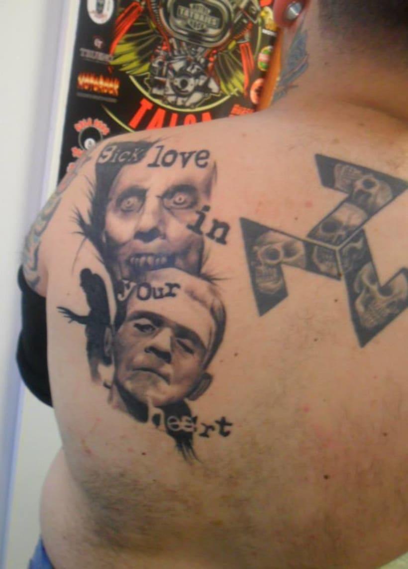 Siete Mares Tattoo Santiago 10