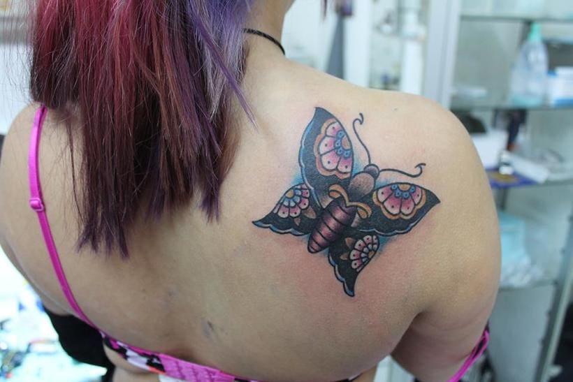 Siete Mares Tattoo Santiago 14