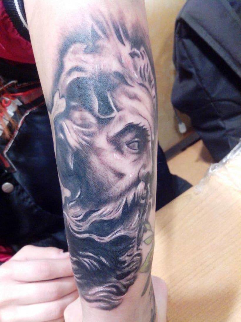 Siete Mares Tattoo Santiago 16