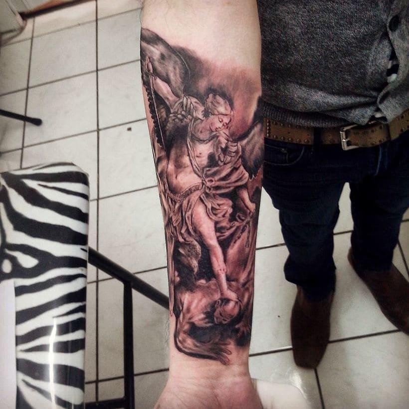 Siete Mares Tattoo Santiago 18