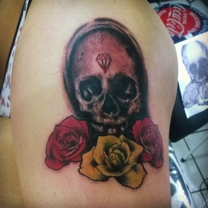 Siete Mares Tattoo Santiago 25