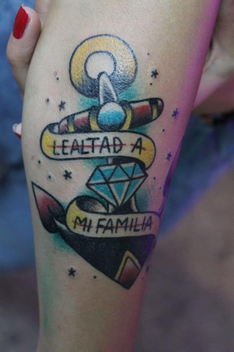 Siete Mares Tattoo Santiago 28