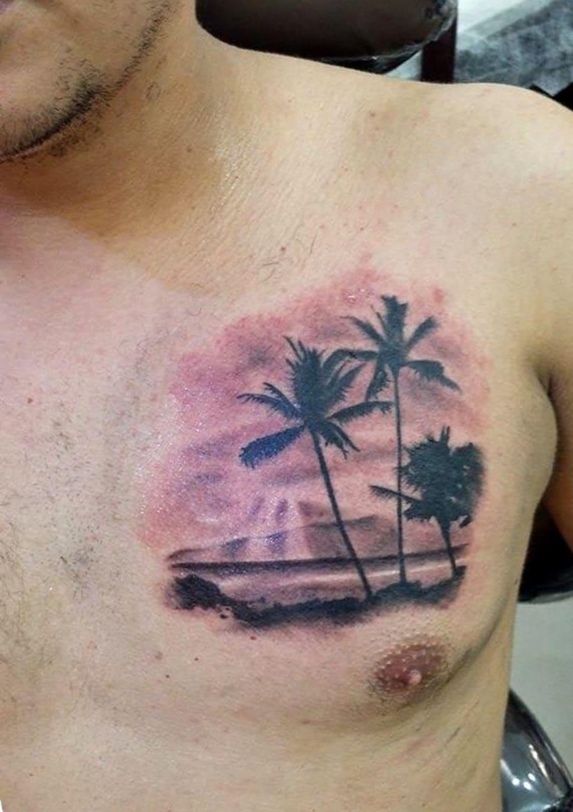 Siete Mares Tattoo Santiago 30