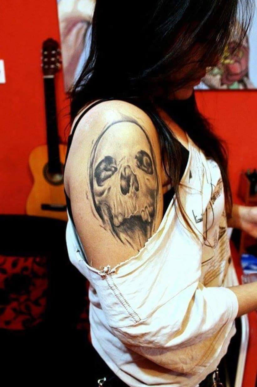 Siete Mares Tattoo Santiago 31